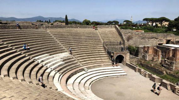 Teatro - Pompei