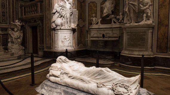 Naples_San_Sansevero_Chapel_veiled_Christ