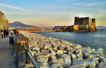 Naples_seafront_italy